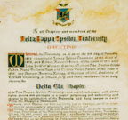 second charter